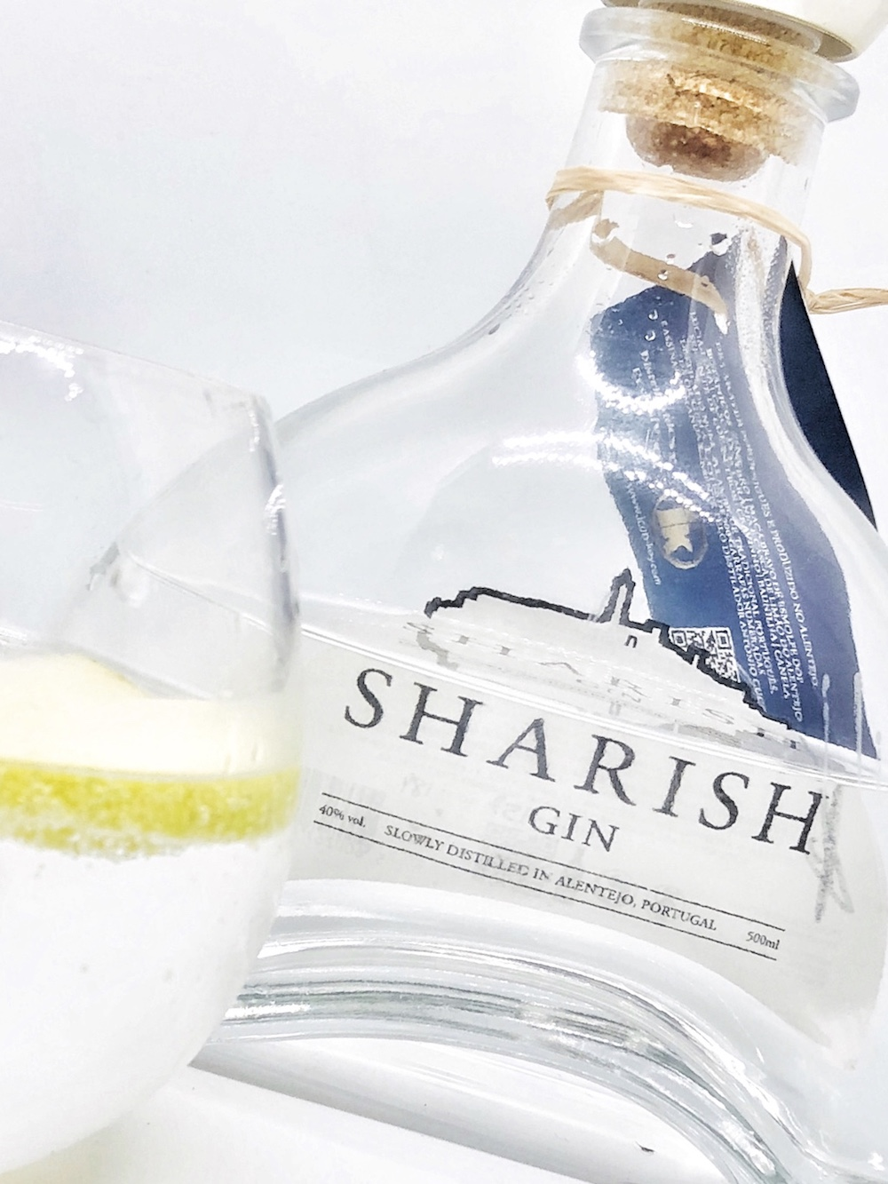 Sharish Gin Tonic