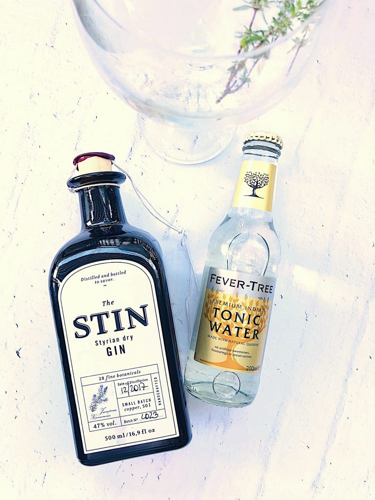 Stin Gin FeverTree