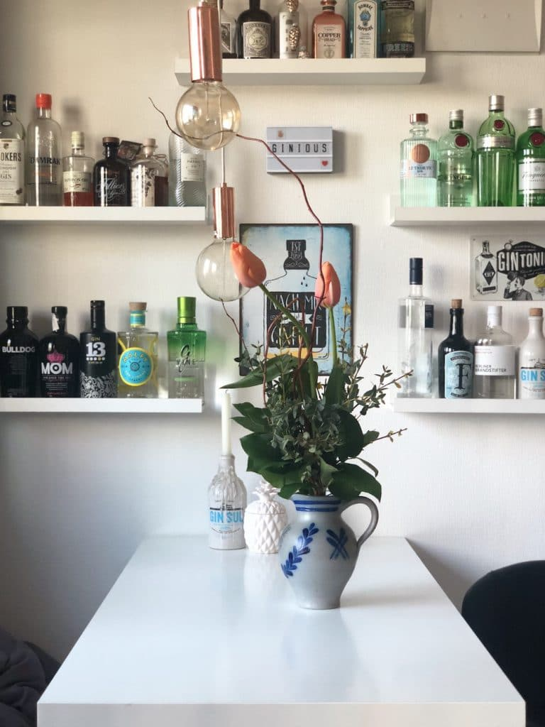 Inspiration Für Eure Bar Zuhause Diy Ginious Bar