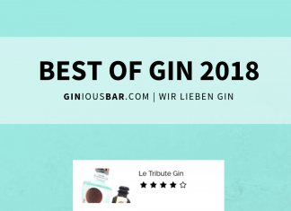 Best of Gin 2018